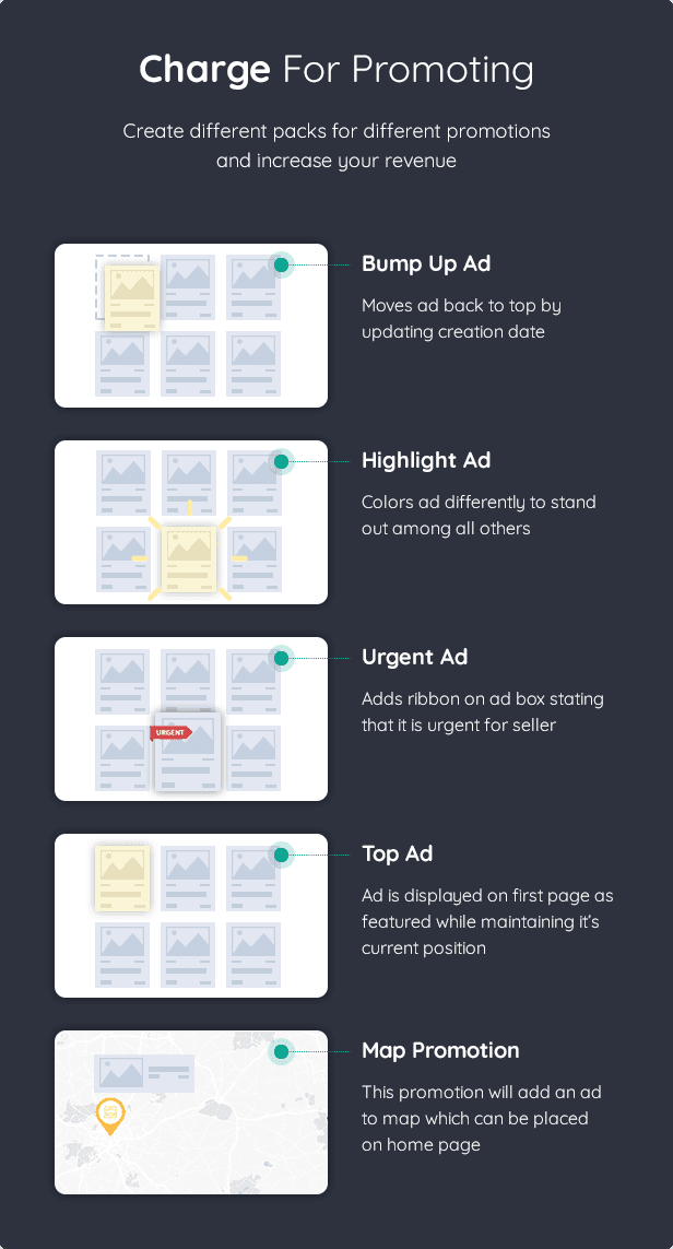 Adifier - Classified Ads WordPress Theme - 8